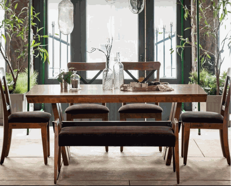 <img src=&quot;dining room.jpg&quot; alt=&quot;dining room with wooden dining table and chairs.&quot;>