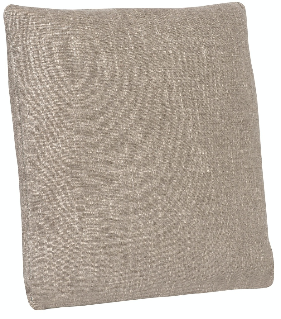 24 Inch Square Pillow - Weltless W/Double Needle Stitching