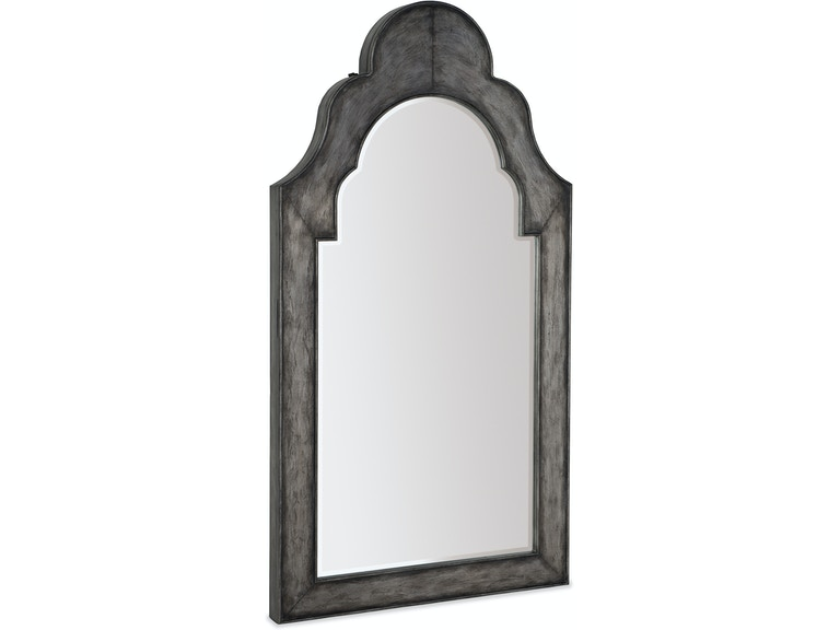 Adonia Floor Mirror with Jewelry Storage