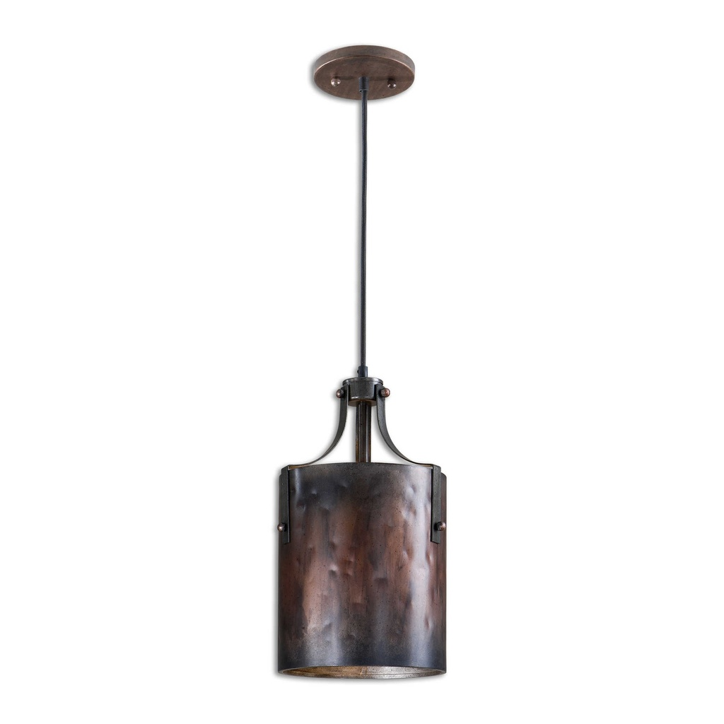 Akron One Light Mini Pendant
