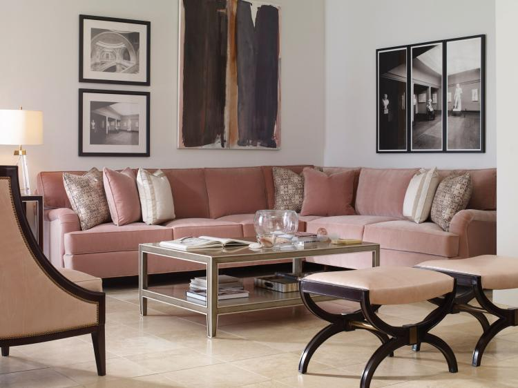 Cornerstone Three-Piece Sectional