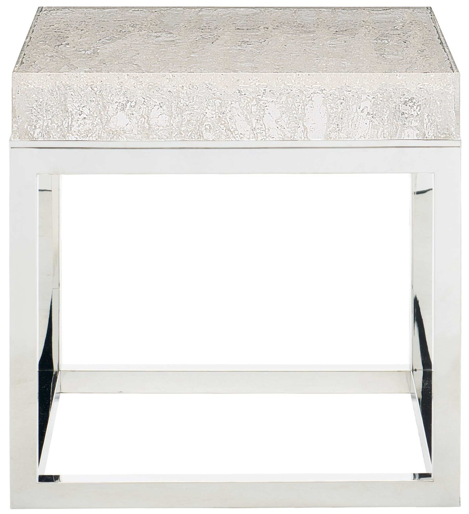 Arctic End Table