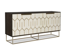 [DRSER1780850] Panche Credenza with Four Doors