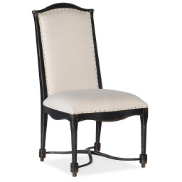 [DRCHR5805-10] Ciao Bella Upholstered Back Side Chair