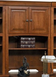 [MC-15509] Americana Modular Hutch With Doors