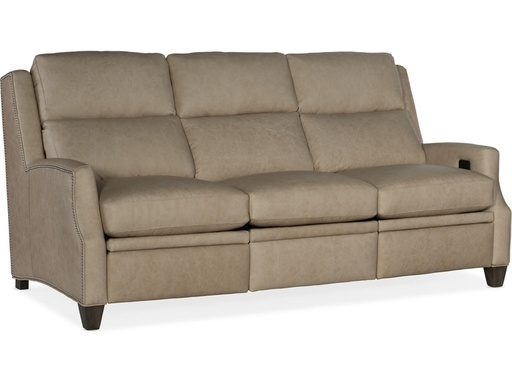 [901-90] Costner Sofa Left & Right Full Recline with Articulating Headrest