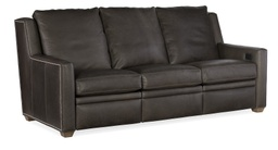 [UPSOF203-97A] Revelin Sofa 3 Units Full Recline w/Articulating Headrest