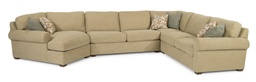 [UPSET7100/A] Randall Sectional