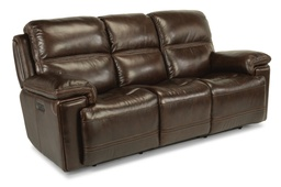 [UPSOF1659A] Fenwick Power Reclining Sofa with Power Headrests