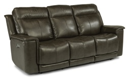 [UPSOF1729A] Miller Power Reclining Sofa with Power Headrests