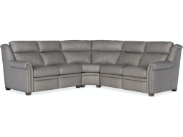 [UPSET206A] Robinson Sectional Full Recline with Articulating Headrest