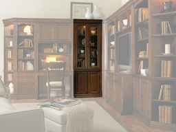 [LRCUR258-447] Cherry Creek Curio Cabinet
