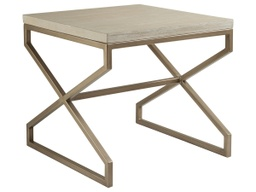 [LRTBL895740] Edict Square End Table