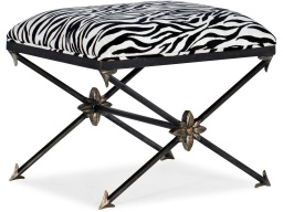 [BRBEN5845A] Sanctuary Zebre Bed Bench