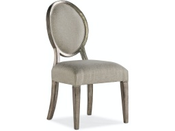 Sanctuary Romantique Oval Side Chair