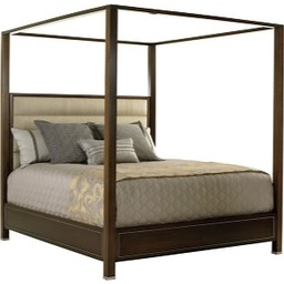 [BRBED729175C] Terranea Poster Bed Cal King