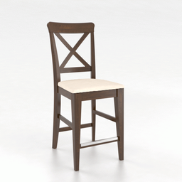 [DNSTL0-9007A] Counter Stool 9007
