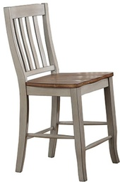 [DRSTLDBT52/A] Rake Back Counter Stool