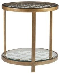 [LRTBL461230A] Royere Round End Table