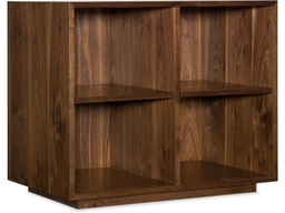[LRBKS1650-45] Elon Bunching Short Bookcase