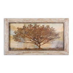 [312174] Autumn Radiance Sepia Oil Reproduction