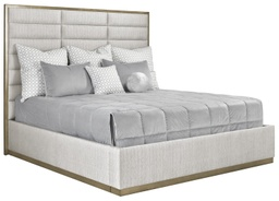[BRBEDPAL111C] Palo Alto Cal King Bed