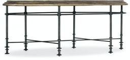 [LRTBL6960/A] La Grange Faison Oval Cocktail Table