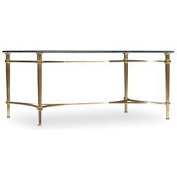 [LRTBL5443-10] Highland Park Rectangular Cocktail Table