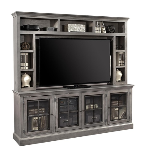 [LRCONDR1260] Churchill Console & Hutch