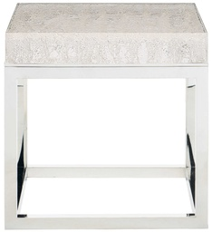 [LRTBL375-103] Arctic End Table