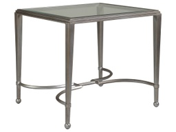 [LRTBL195946] Sangiovese Rectangular End Table