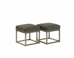 [UPOTO84572/A] Andre Metal Footstool