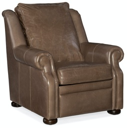 Pauley Chair Full Recline with Articulating Headrest