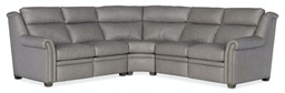 [206] Sectionals 206 Robinson Reclining Sectional with Two-Piece Back