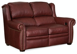 [962-70] Discovery Loveseat Left & Right Full Recline with Articulating Headrest