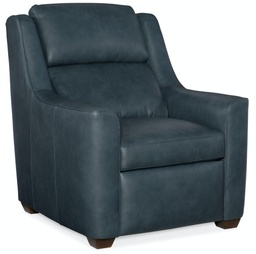 [941-35] Loewy Chair Full Recline with Articulating Headrest