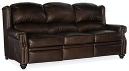 [903-90] Horizon Sofa Left and Right Full Recline with Articulating Headrest