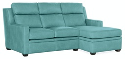 Sectionals 201 Raymond Stationary Sectional with Two-Piece Back