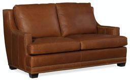 Young Stationary Loveseat Eight-Way Tie