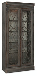 [1610-75906A-GRY] Arabella Bunching Display Cabinet