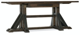 [1618-10459-DKW] Roslyn County Trestle Desk