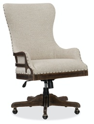 [1618-30220-DKW] Roslyn County Deconstructed Tilt Swivel Chair