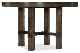 [1618-75201-DKW] Roslyn County 60 Inch Round Dining Table