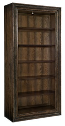 [1654-10443-DKW1] Crafted Bookcase