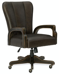 [1654-30220-DKW1] Crafted Desk Chair