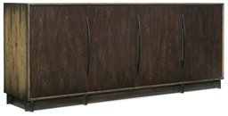 [1654-55480-DKW2] Crafted Entertainment Console
