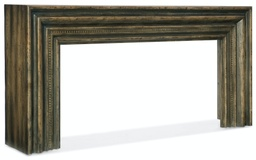 [1654-85001-DKW1] Crafted Hall Console