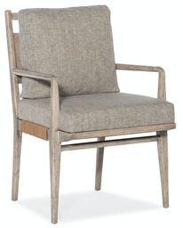 [1672-75302-80] Amani Upholstered Arm Chair - Two per Carton/Price ea