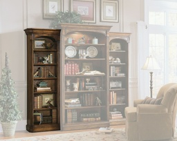 [281-10-541] Brookhaven Left Bookcase