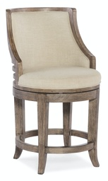 [300-25053] Lainey Transitional Counter Stool